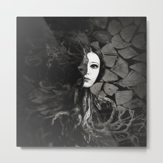 Melaina Metal Print