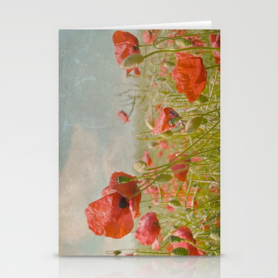 memories of summer I Stationery Cards