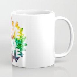 All Love. No Hate. Coffee Mug