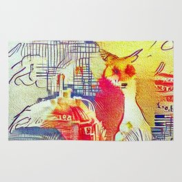 City Fox Rug