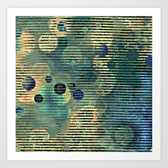 Mix it up collection 2 Art Print