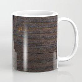 wood texture as background Coffee Mug
