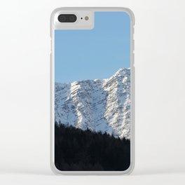 3 Elements - Hallstatt, Austria Clear iPhone Case
