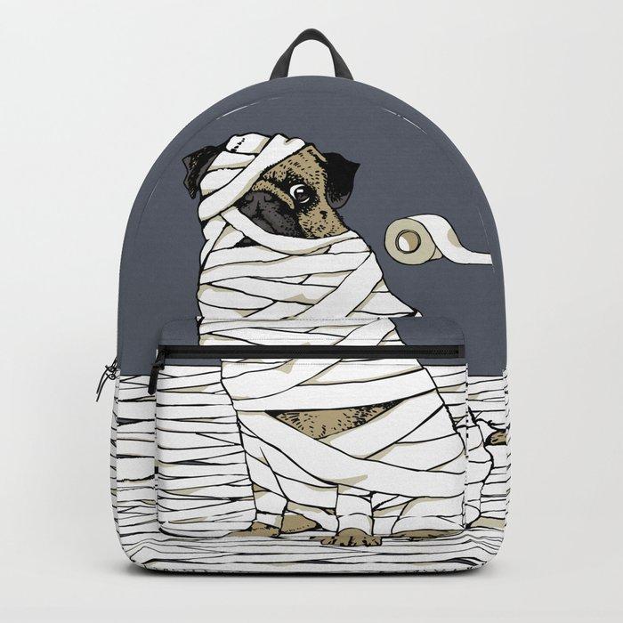 The Mummy Pug Return Backpack
