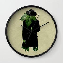 Mr.Green Thumb Wall Clock