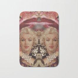 Marilyn Collage Bath Mat