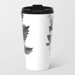 The Chinese Rose & The Tree Frog Travel Mug