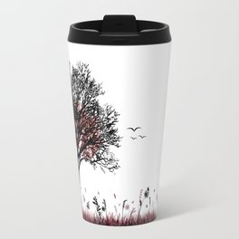 Peace and nature Travel Mug