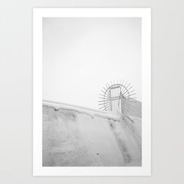 GATES OF HEAVEN Art Print