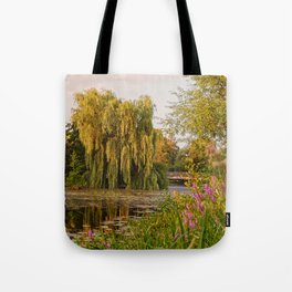 creek impression Tote Bag