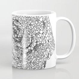 Matrix Rose Coffee Mug