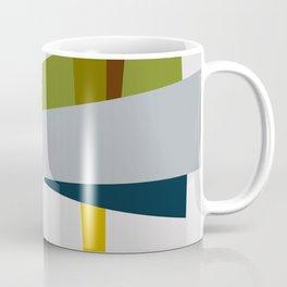 Mid Century Composition 3 Coffee Mug