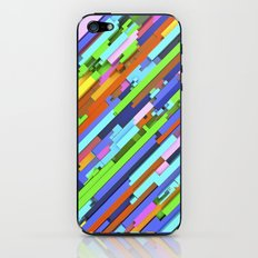 NeonGlitch 3.0 iPhone & iPod Skin