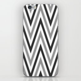 Wannabe Zebra | Stripes iPhone Skin