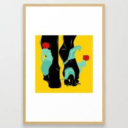 Hopes and dreams Framed Art Print