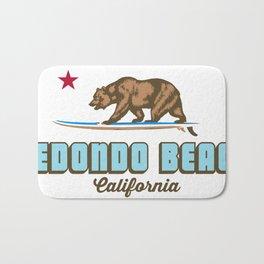 Redondo Beach. Bath Mat