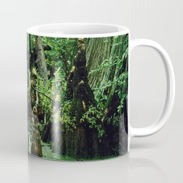 GREEN GREEN FOREST Coffee Mug