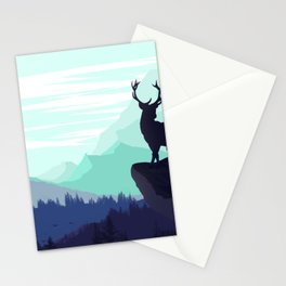 The View Outback Stationery Cards