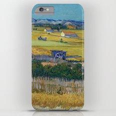 The Harvest by Vincent van Gogh Slim Case iPhone 6s Plus