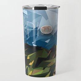 Vector Art  Travel Mug