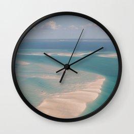 Bazaruto Archipelago II Wall Clock