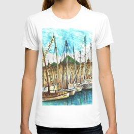 sicily port see T-shirt