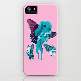 Butterbunnies iPhone Case