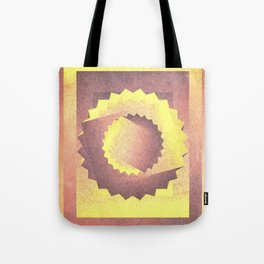Twisted in the sky Tote Bag