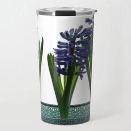 Hyacinths Travel Mug