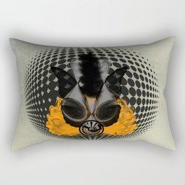 Losing sleep Rectangular Pillow