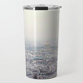 Paris top view Travel Mug