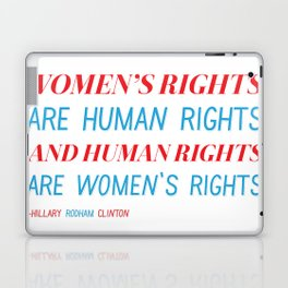 #ImWithHer by Haley Goldstein for Parametrix3D Laptop & iPad Skin