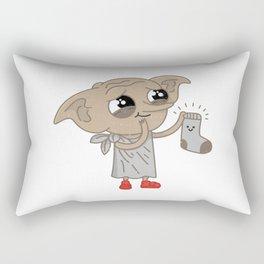 Free Elf Rectangular Pillow