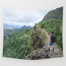 Adventurer Wall Tapestry