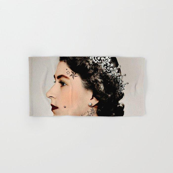 Rebel Queen Hand & Bath Towel