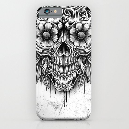 Madame of nature iPhone & iPod Case