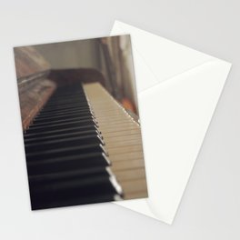 The Piano Stationery Cards