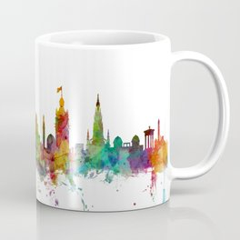 Edinburgh Scotland Skyline Cityscape Coffee Mug