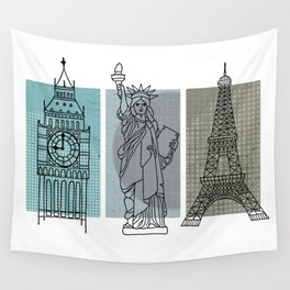 Souvenir Wall Tapestry