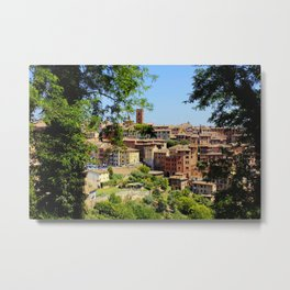 Under The Tuscan Sun Metal Print