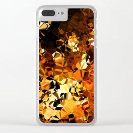 Topaz Clear iPhone Case
