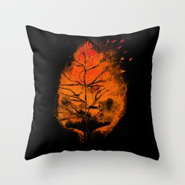 Save Us Throw Pillow