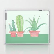 3 Succulents Laptop & iPad Skin