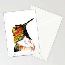 Huum... Bird Stationery Cards