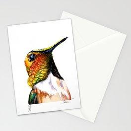 Huum... Bird Stationery Cards