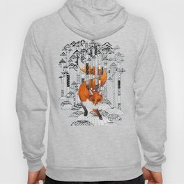 Fox Forest Hoody