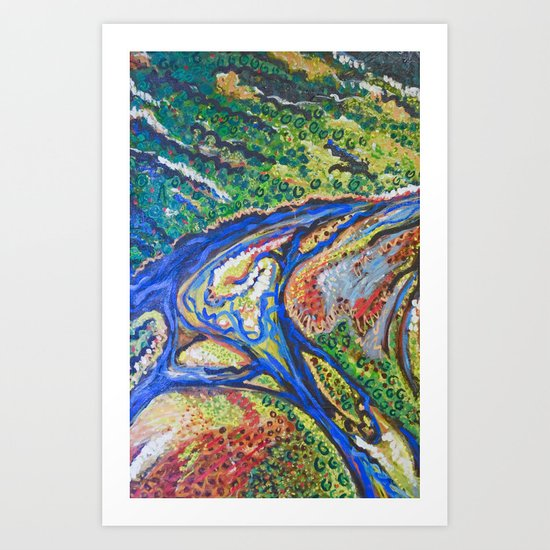 national geographic Art Print
