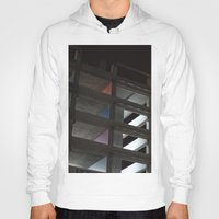 grid Hoodies featuring grid by jared smith