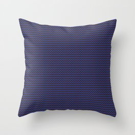Chevron Strand Throw Pillow