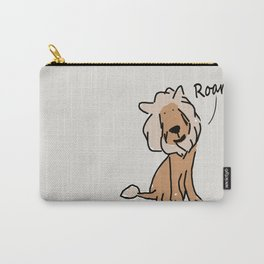 Roar! Carry-All Pouch